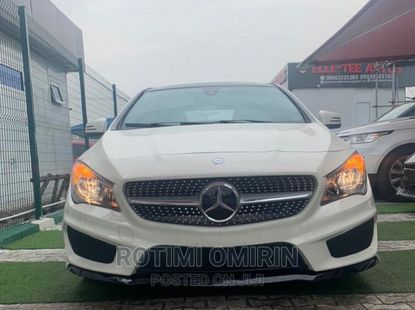 Mercedes-Benz CLA-Class 2016 ₦12,000,000 for sale