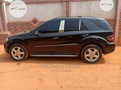 2010 Mercedes-Benz M-Class for sale in Onitsha