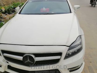 2012 Mercedes-Benz CLS for sale in Lagos