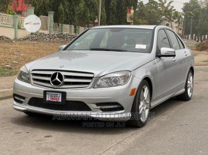 Mercedes-Benz C300 2011 ₦4,800,000 for sale