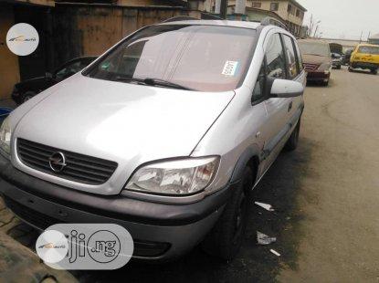 2004 Opel Zafira for sale