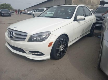 Foreign used 2011 Mercedes benz C300