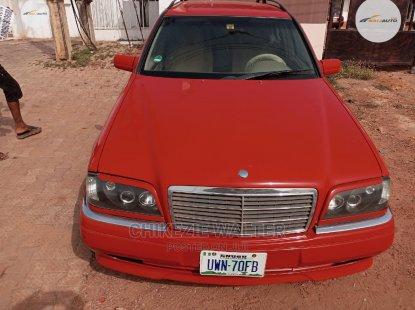 Mercedes-Benz C200 1998 ₦1,350,000 for sale