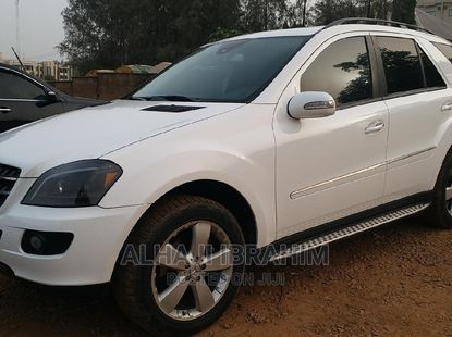 2007 Mercedes-Benz M-Class for sale in Abuja