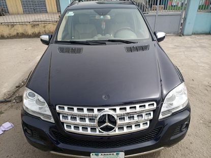 2010 Mercedes-Benz M-Class for sale in Amuwo-Odofin