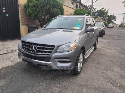 2014 Mercedes-Benz M-Class for sale in Lagos