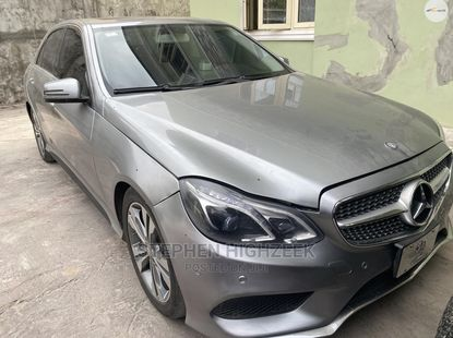 2014 Mercedes-Benz E350 for sale in Lagos