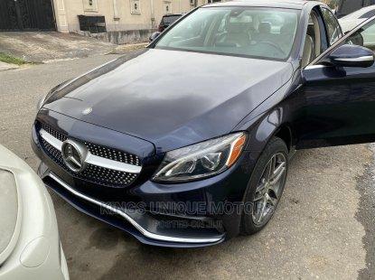 2015 Mercedes-Benz C-Class for sale in Ikeja