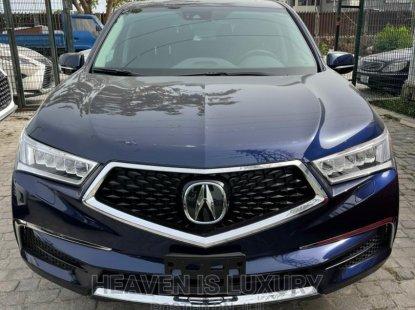 2020 Acura MDX for sale in Ikeja