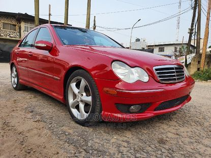2006 Mercedes-Benz C230 for sale in Lagos