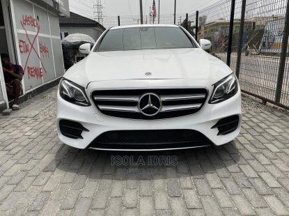 2018 Mercedes-Benz E300 for sale in Lagos