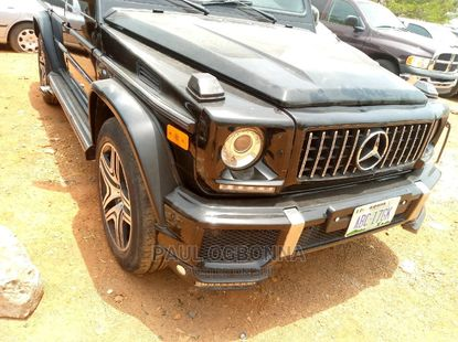 2005 Mercedes-Benz G-Class for sale in Abuja
