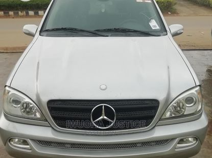 2005 Mercedes-Benz M-Class for sale in Abuja