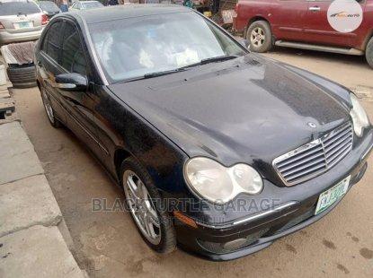2005 Mercedes-Benz C230 for sale in Ikeja