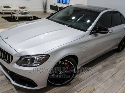 2020 Mercedes-Benz C63 for sale in Lagos
