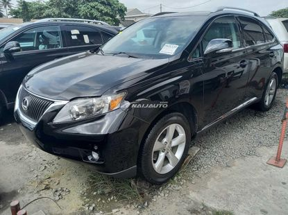 Foreign used 2011 lexus rx350