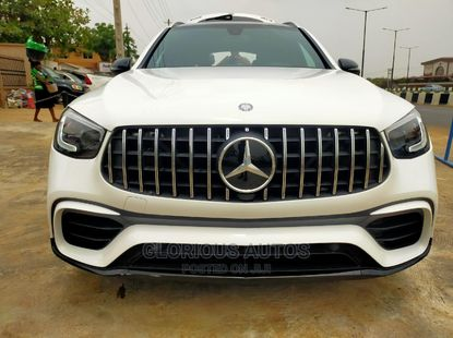 2016 Mercedes-Benz GLC for sale in Lagos