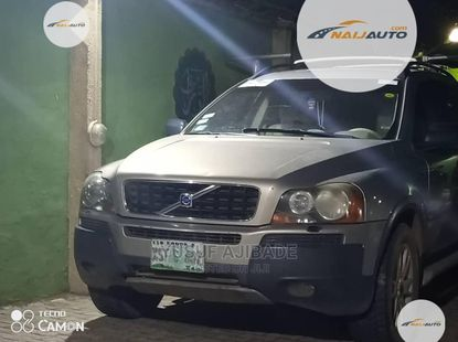 Volvo XC90 2004 ₦1,400,000 for sale