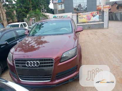 2008 Audi Q7 for sale in Ikorodu