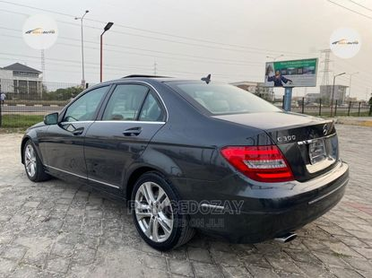 2012 Mercedes-Benz C300 for sale in Lagos