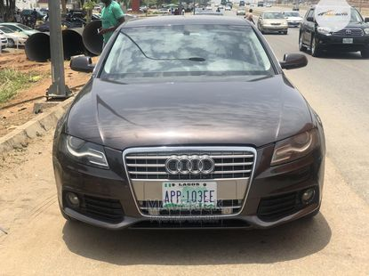 2012 Audi A4 for sale in Abuja