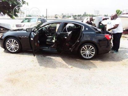 2015 Maserati Ghibli for sale in Abuja