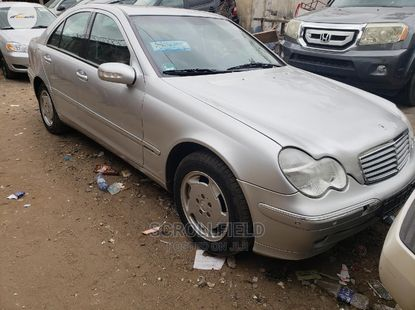 2002 Mercedes-Benz C180 for sale in Surulere