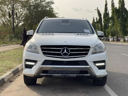 2014 Mercedes-Benz M-Class for sale in Abuja