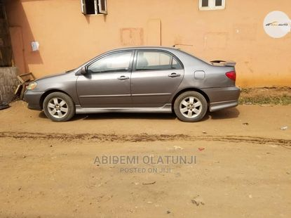 Toyota Corolla 2004 ₦1,700,000 for sale