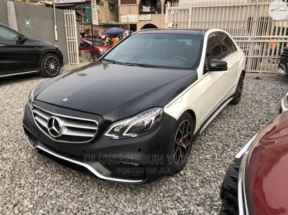 2008 Mercedes-Benz E350 for sale in Lagos