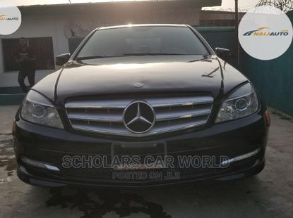 2011 Mercedes-Benz C300 for sale in Lagos