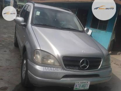 2001 Mercedes-Benz M-Class for sale in Lagos