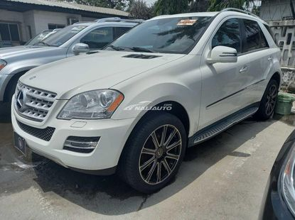 Foreign used 2011 Mercedes benz ml350