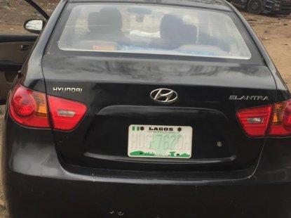 2009 Hyundai Elantra for sale in Ibadan