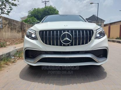 Mercedes-Benz GLE 2016 ₦32,000,000 for sale