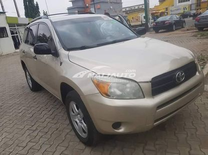 Foreign Used 2008 Toyota RAV4 is available