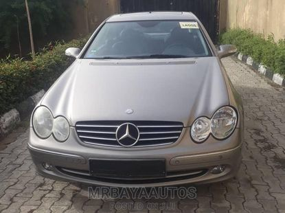 Mercedes-Benz CLK 2006 ₦2,850,000 for sale