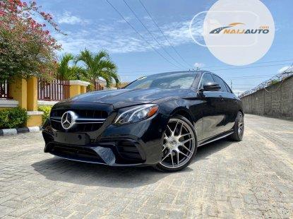 2017 Mercedes-Benz E63 for sale in Lagos