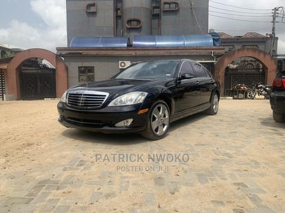 2008 Mercedes-Benz S-Class for sale in Lagos