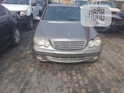 2006 Mercedes-Benz C280 for sale in Lagos