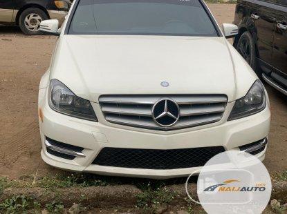 2013 Mercedes-Benz C300 for sale in Ikeja