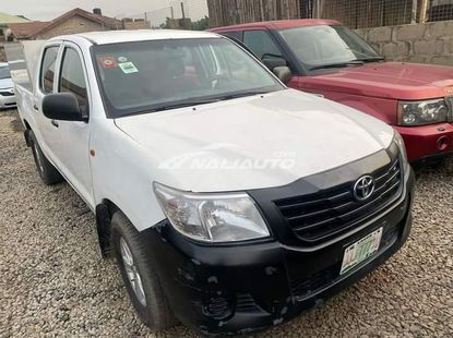 Nigeria Used Toyota Hilux for sale