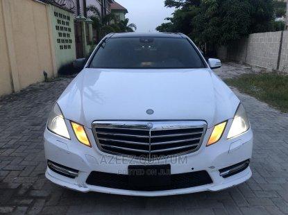 2011 Mercedes-Benz E350 for sale in Lagos