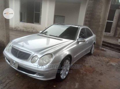2007 Mercedes-Benz E320 for sale