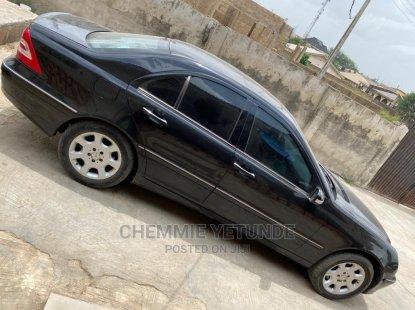 2006 Mercedes-Benz C280 for sale in Ibadan