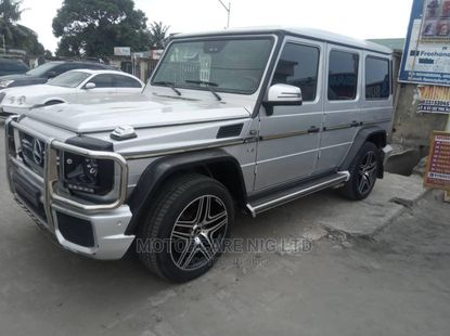 2008 Mercedes-Benz G-Class for sale in Lagos