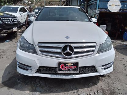 2013 Mercedes-Benz C300 for sale in Lagos