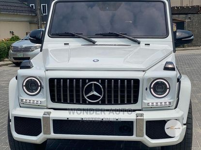 2016 Mercedes-Benz G-Class for sale in Lagos