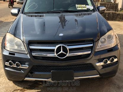 2010 Mercedes-Benz GL-Class for sale in Lagos