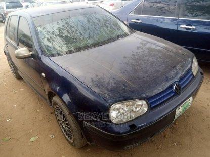 2002 Volkswagen Golf for sale in Abuja